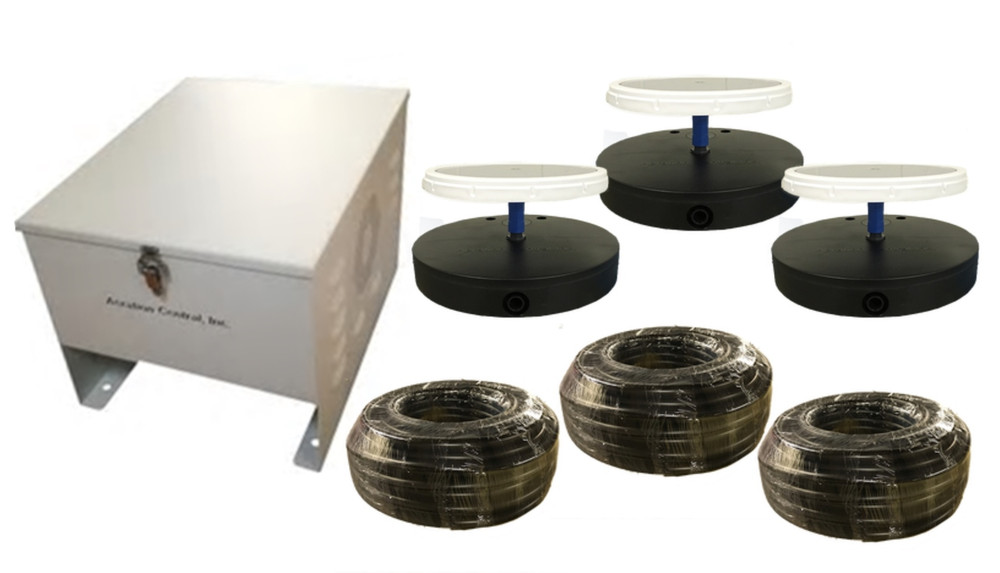 """1/2 HP Pond Aerator 