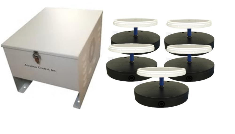 Pond Aerator - Pond Aeration System - Diffuser