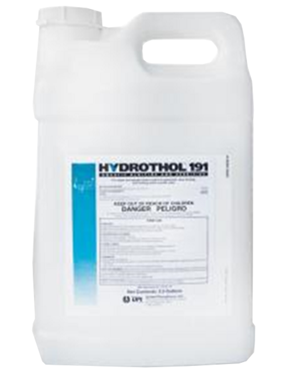 Hydrothol Granular provides control of both bottom-growing weeds and algae. This is the perfect product for weed control in your pond!