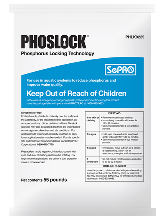 Phoslock (55 lbs)