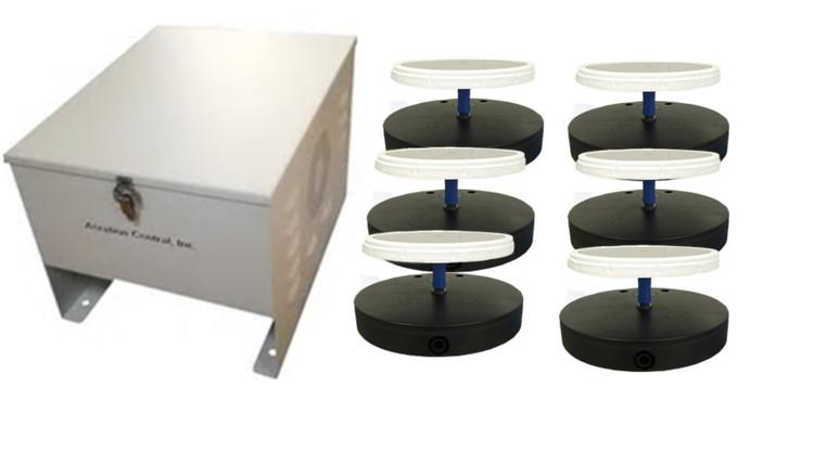 Pond Aerator - Diffuser - Pond Aeration System