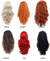 n queen - Tudor Elizabeth queen wig - Drag queen costume headpiece