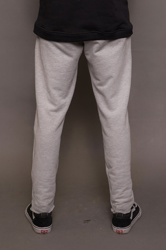 Grey Mens Jogging Pants