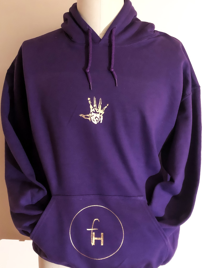 FH Pullover hoodie small logo