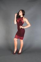 Mesh Dress