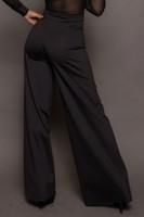 Black Wide Leg Pants