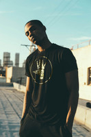 Mens Gold Logo T-shirt