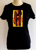 FH Wear filthy dude female fitted t shirt
