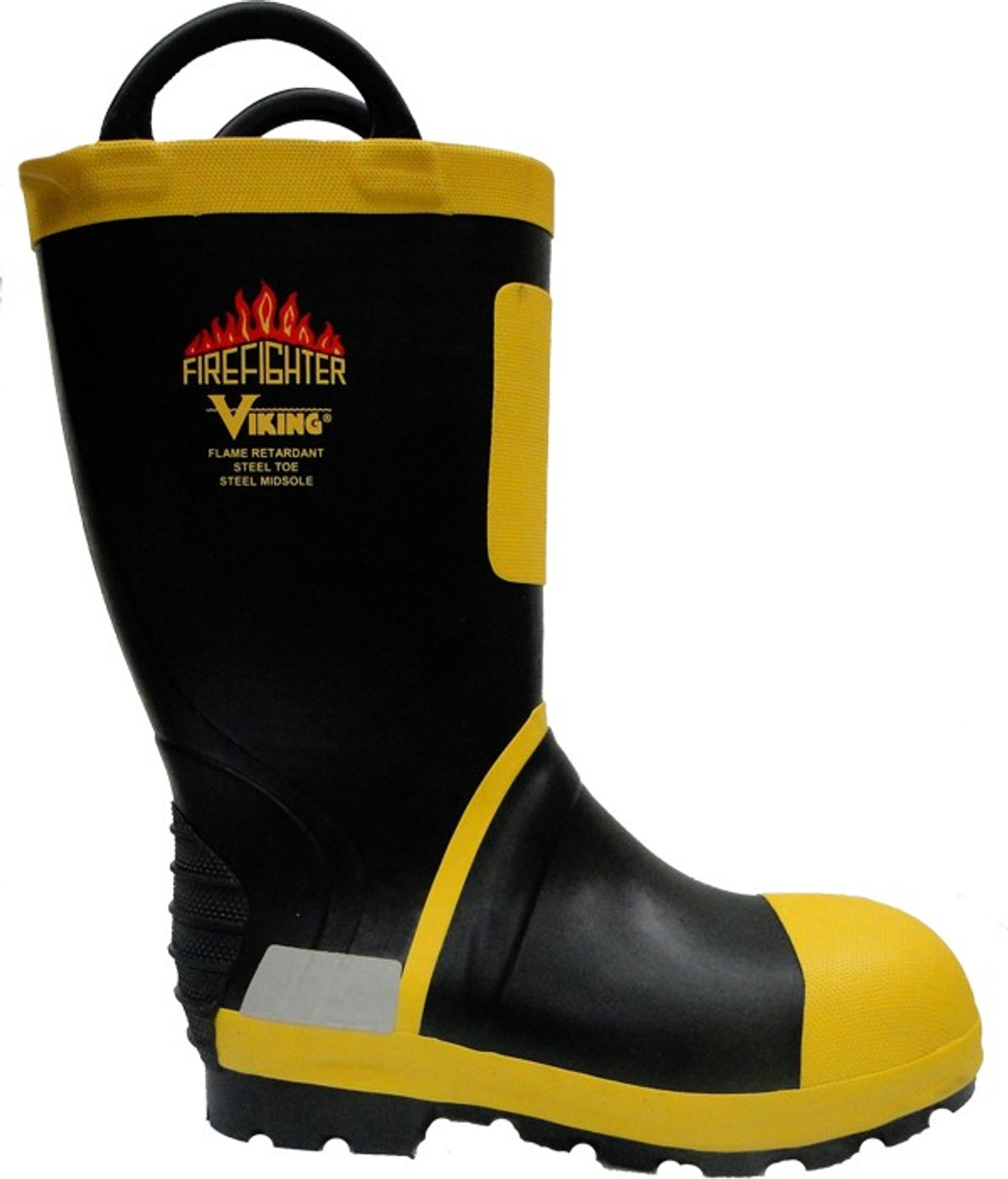 ae8d8bd6ec9 Firefighter Felt-Lined Safety Boot | FR, CSA Omega | Viking