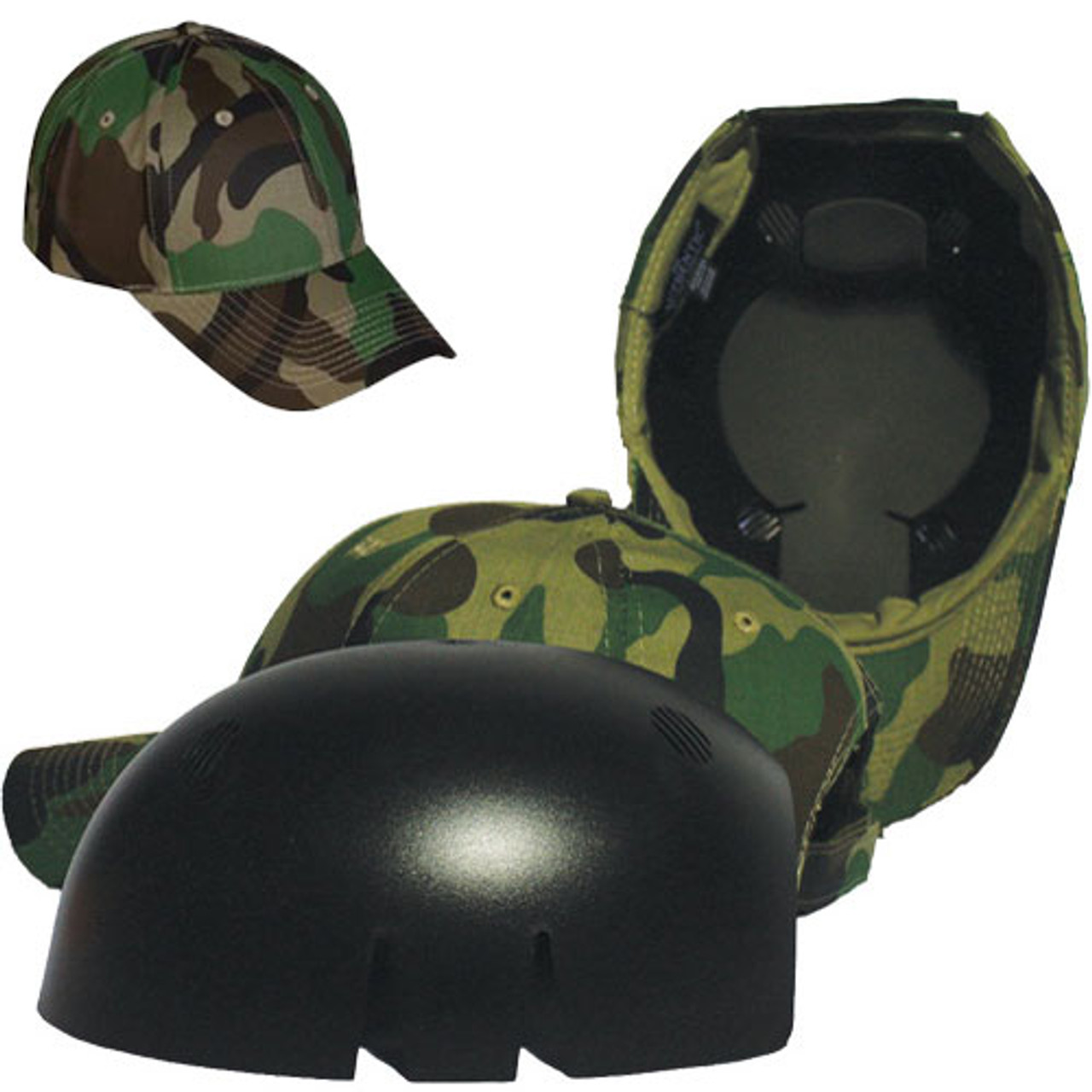 24dad40227294b Baseball-Style Safety Bump Cap | ABS Insert | Safety Supplies Canada