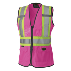 Hi-Viz Women's Safety Vest | Pioneer