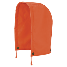 • 300 denier durable trilobal ripstop polyester, PU coated  • Snap closure with drawstring  • Snaps for connecting to 300D ripstop waterproof safety jackets