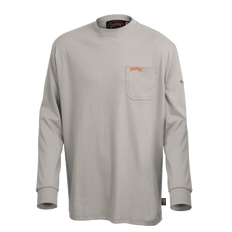 Flame Resistant Long-Sleeved Cotton Shirt | Pioneer