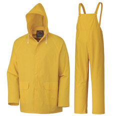 Storm Master® Waterproof Supported PVC 3-Piece Rain Suit | Pioneer