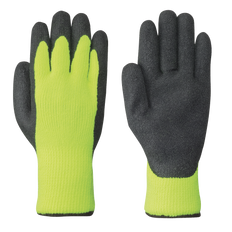 Seamless knit latex gloves - thermal knit | Pioneer