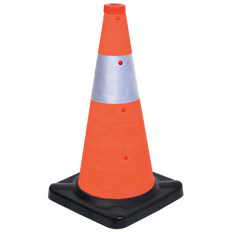 "18"" (45.7 cm) Collapsible Safety Cone 