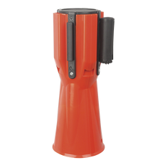 Cone Topper with Barricade Tape | Pioneer