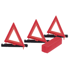 Safety Warning Triangle - 3-pack | Pioneer