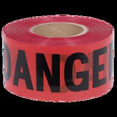 Danger Tape - 200' | Pioneer