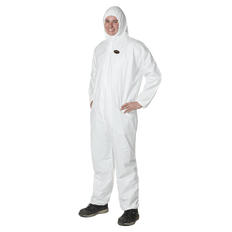 Antistatic Microporous Coverall | Category III EN ISO 13982-1 Type 5 | Pioneer