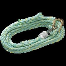 Vertical Lifeline - Carabiner & Back Splice - 200' (61 m), VL-1115-200