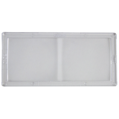2 x 4 Magnifier Plate - 1.50