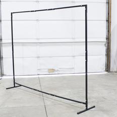 """Sellstrom Welding Curtain Frame - 1"""" Square Steel Tube - S97470"""