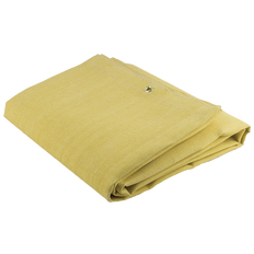 Welding Blanket - 24 oz Acrylic Coated Fibreglass - 6'x6' - Yellow