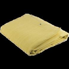 Welding Blanket - 24 oz Acrylic Coated Fibreglass - 6'x8' - Yellow