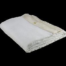 Welding Blanket - 24 oz Acrylic Uncoated Fibreglass - 6'x8' - White