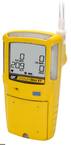 Gas Alert MAX-XT II 4 Head Monitor | Pump