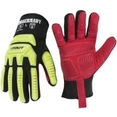 Juggernaut Glove w/ Neoprene Cuff - full 360 Kevlar Lined   ANSI Cut5/Puncture 3   Stout Gloves