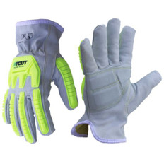 Platinum Glove Style PNTO-0812   ANSI Cut 5   Water and Oil Resistant   Stout Gloves