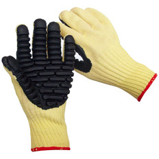 Blackmaxx Blade Anti-Vibration Anti-Slash Glove | Impacto™
