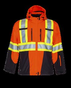 Hi-Vis Softshell Jacket | Projob