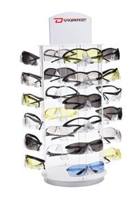 24-Pair Revolving Eyewear Display | Dynamic