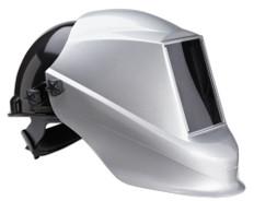 Dyna-Star Classic Welding Helmet Silver | Dynamic