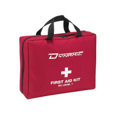 First aid kit BC level 1 in a nylon pouch | Dynamic