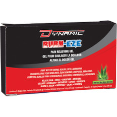 Burn-Eze Relieving Gel - Single Dose Packets 1/8 oz (3.5 g) - 6 per box