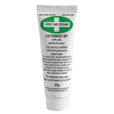 CETRIMIDE FIRST AID CREAM 25G | Dynamic