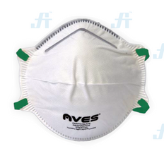 Aves N95 Respiratory Mask | Box of 20 | NIOSH Approved