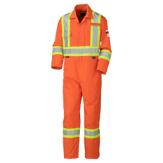 98% Cotton/2% Anti-static Flame-Gard Coveralls 6.5 oz. | Pioneer
