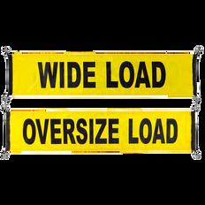 Oversize load/Wide load Reversible Truck Banner | Pioneer