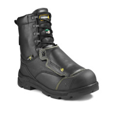 Terra Brenn Women's 8 '' Safety Boots W/ Int Meta Protection