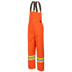 """""""The Rock"""" 300D Oxford Polyester Insulated Bib Pants with PU Coating"""