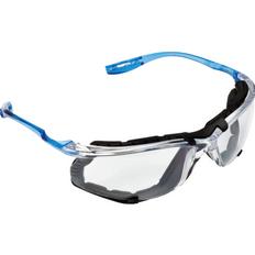 Virtua™ Safety Glasses with Foam Gasket | Clear Lens | Anti-Fog Coating | 3M