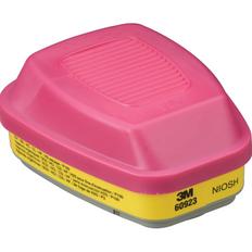 6000 Series Respirator Cartridges, Gas/Vapour | With P100 | 3M