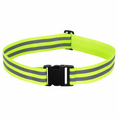 High Visibility Adjustable Elastic Reflective Safety Belt | Pioneer