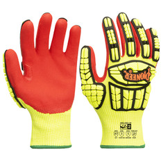 TPR Impact-Resistant Glove, Cut Level A7 | Pioneer