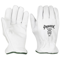Goatskin Driver's Glove with Cut A5 Protection | Pioneer